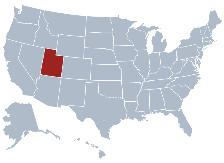 USA States Covered by Ovid Media Group- Utah