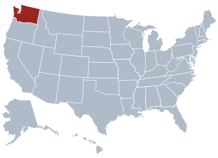 USA States Covered by Ovid Media Group- Washington